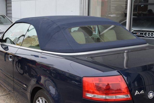 2009 Audi A4 2.0T Cabriolet Richmond Hill, New York 34