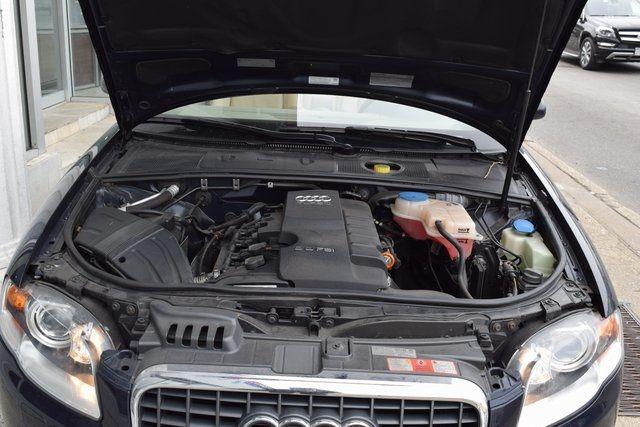 2009 Audi A4 2.0T Cabriolet Richmond Hill, New York 7