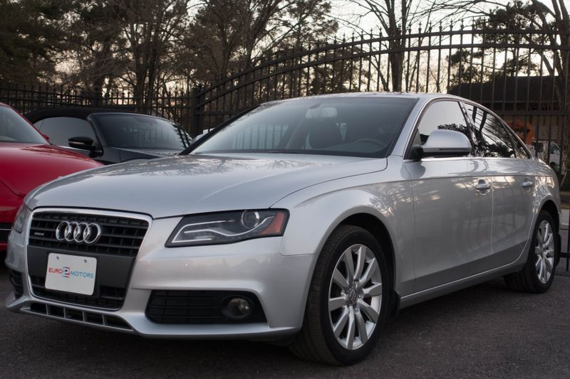 2009 Audi A4 20T Prem Plus   Texas  EURO 2 MOTORS  in , Texas