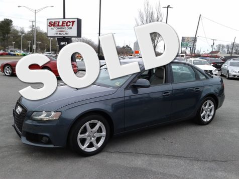 2009 Audi A4 2.0T Prem in Virginia Beach, Virginia