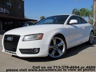 2009 Audi A5 Quattro  | Houston, TX | American Auto Centers in Houston TX