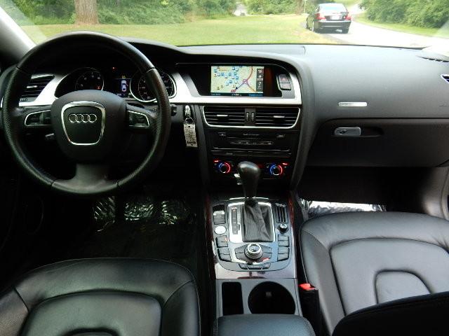 2009 Audi A5 QUATTRO Leesburg, Virginia 24