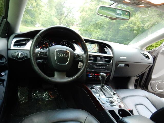 2009 Audi A5 QUATTRO Leesburg, Virginia 23
