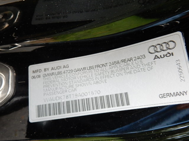 2009 Audi A5 QUATTRO Leesburg, Virginia 48