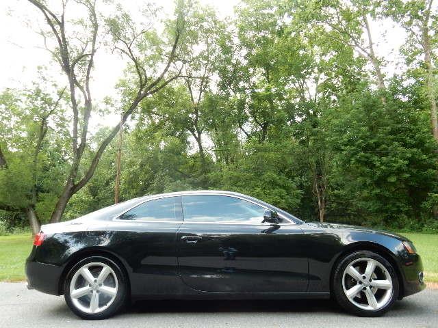 2009 Audi A5 QUATTRO Leesburg, Virginia 4