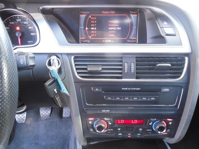 2009 Audi A5 6 SPEED QUATTRO SPORT/PREMIUM Leesburg, Virginia 12