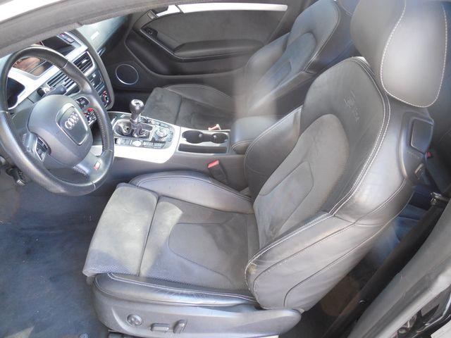 2009 Audi A5 6 SPEED QUATTRO SPORT/PREMIUM Leesburg, Virginia 16