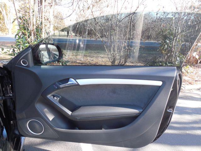 2009 Audi A5 6 SPEED QUATTRO SPORT/PREMIUM Leesburg, Virginia 18