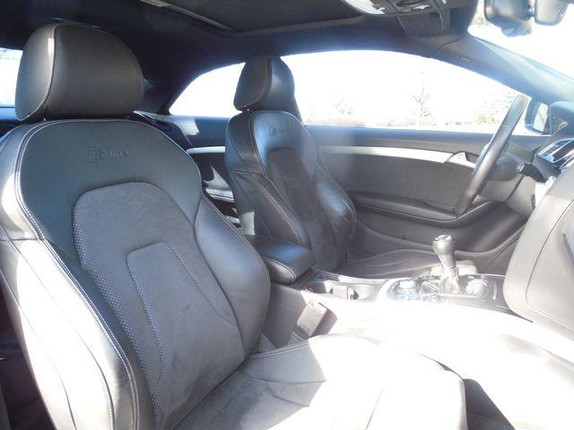 2009 Audi A5 6 SPEED QUATTRO SPORT/PREMIUM Leesburg, Virginia 21