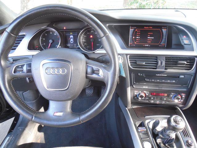 2009 Audi A5 6 SPEED QUATTRO SPORT/PREMIUM Leesburg, Virginia 25