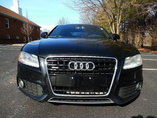 2009 Audi A5 6 SPEED QUATTRO SPORT/PREMIUM Leesburg, Virginia 5