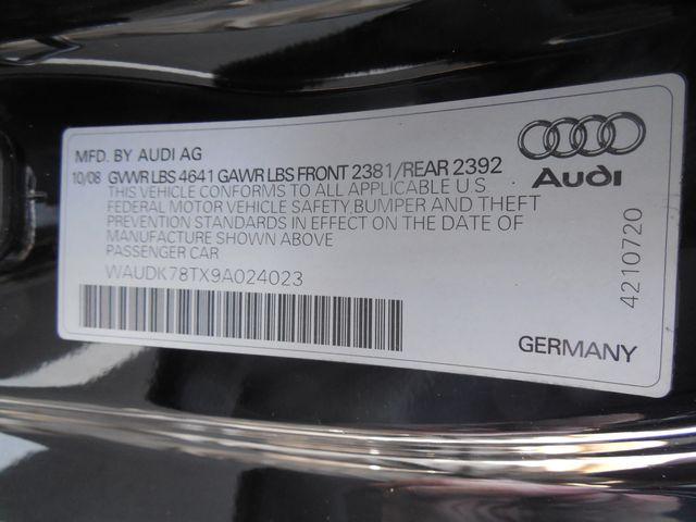 2009 Audi A5 6 SPEED QUATTRO SPORT/PREMIUM Leesburg, Virginia 33