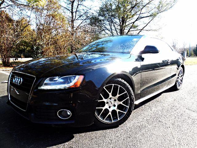 2009 Audi A5 6 SPEED QUATTRO SPORT/PREMIUM Leesburg, Virginia 1