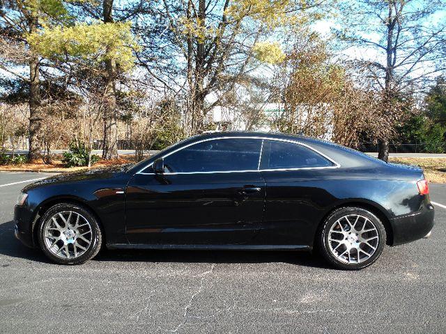 2009 Audi A5 6 SPEED QUATTRO SPORT/PREMIUM Leesburg, Virginia 4
