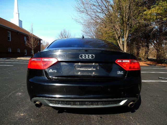 2009 Audi A5 6 SPEED QUATTRO SPORT/PREMIUM Leesburg, Virginia 6