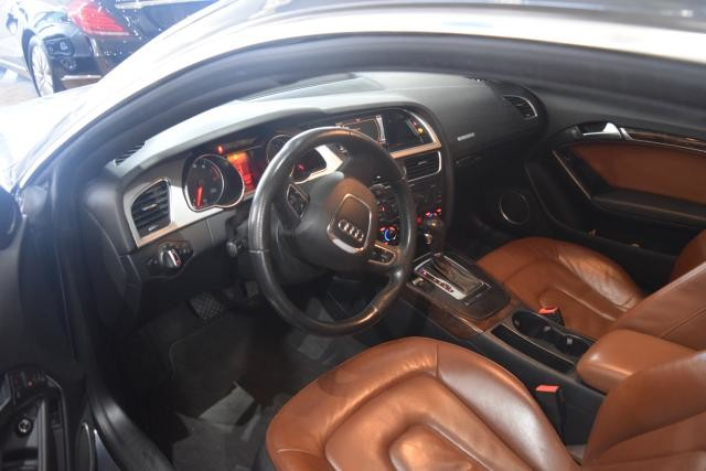 2009 Audi A5 2dr Cpe Richmond Hill, New York 8