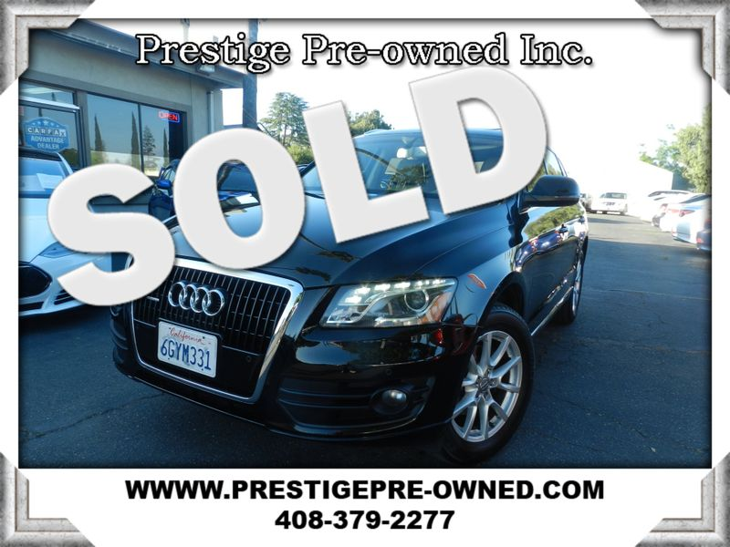 2009 Audi Q5 PREMIUM PLUS ((*NAVI/BACK UP CAM/AWD*))  in Campbell CA