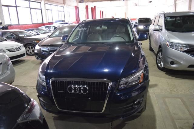 2009 Audi Q5 Premium Plus Richmond Hill, New York 2