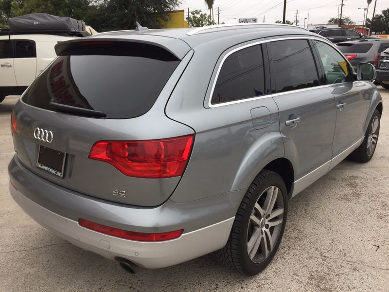 2009 Audi Q7 Prestige  Brownsville TX  English Motors  in Brownsville, TX