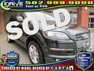 2009 Audi Q7 3.6 Quattro Premium Sport Utility 4D | Louisville, Kentucky | iDrive Financial in Lousiville Kentucky