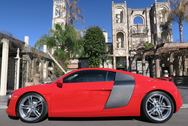 2009 Audi R8 4.2L in Houston Texas