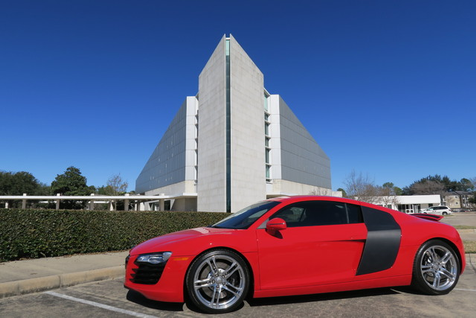 2009 Audi R8 4.2L in Houston, Texas