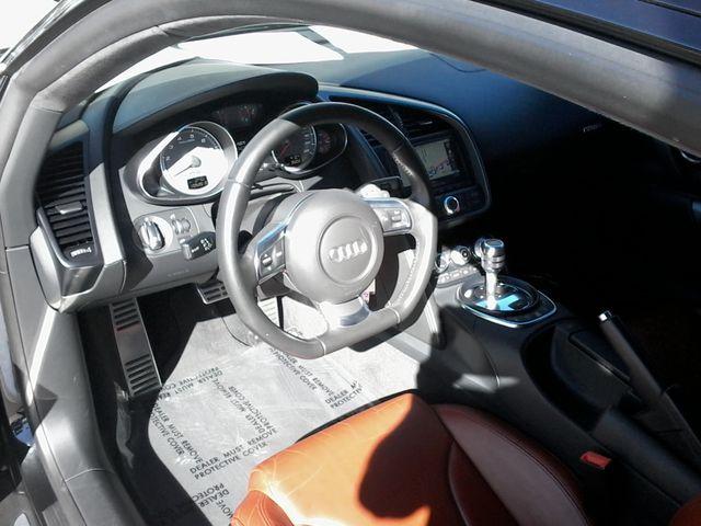2009 Audi R8 4.2L San Antonio, Texas 17