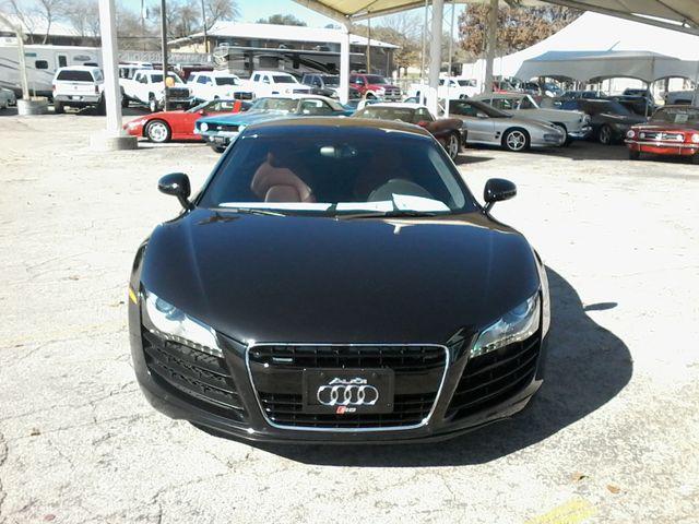 2009 Audi R8 4.2L San Antonio, Texas 1