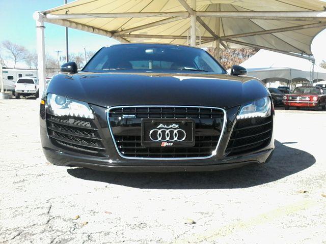 2009 Audi R8 4.2L San Antonio, Texas 8