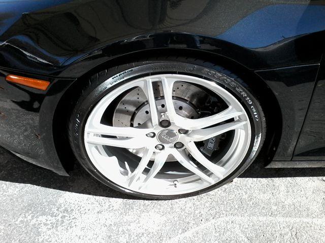 2009 Audi R8 4.2L San Antonio, Texas 34