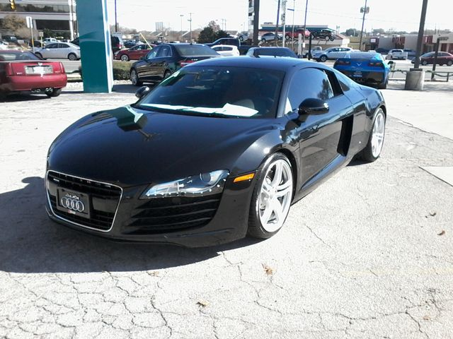 2009 Audi R8 4.2L San Antonio, Texas 4