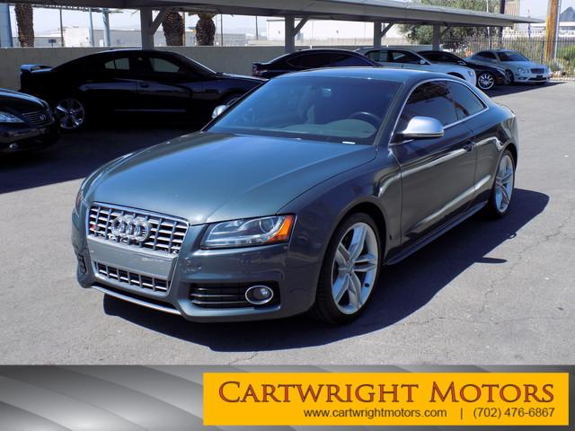 2009 Audi S5 *V8*SPORTS CAR*354 HP*TOP SPEED 170 MPH* Las Vegas, Nevada 0