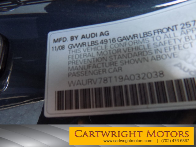 2009 Audi S5 *V8*SPORTS CAR*354 HP*TOP SPEED 170 MPH* Las Vegas, Nevada 29