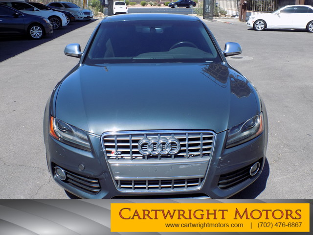 2009 Audi S5 *V8*SPORTS CAR*354 HP*TOP SPEED 170 MPH* Las Vegas, Nevada 5