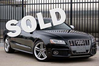 2009 Audi S5 NAVI * Tech Pkg * B&O SOUND * Side Assist * CAMERA Plano, Texas