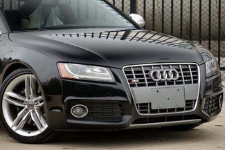 2009 Audi S5 NAVI * Tech Pkg * B&O SOUND * Side Assist * CAMERA Plano, Texas 18