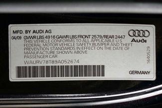 2009 Audi S5 NAVI * Tech Pkg * B&O SOUND * Side Assist * CAMERA Plano, Texas 43