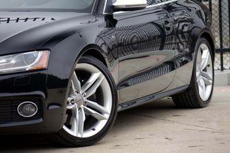 2009 Audi S5 NAVI * Tech Pkg * B&O SOUND * Side Assist * CAMERA Plano, Texas 21