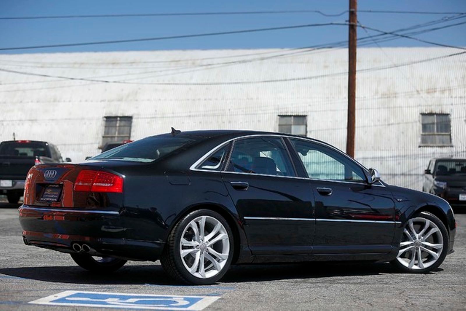 2009 audi s8 52l v10 bose 55k miles city california mdk international. Black Bedroom Furniture Sets. Home Design Ideas
