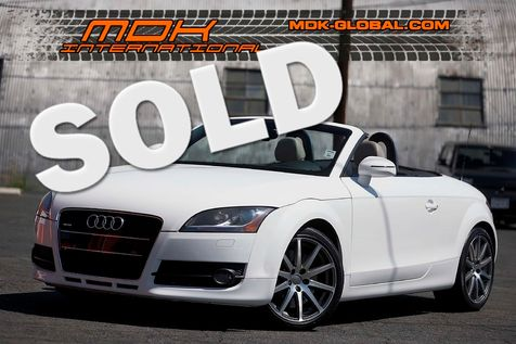 2009 Audi TT Prem Plus - 3.2 - Manual - Navigation in Los Angeles