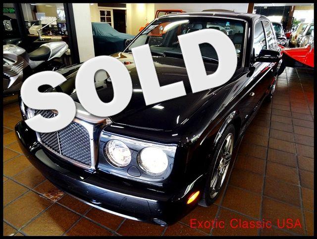 2009 Bentley Arnage  T Mulliner Msrp $284k San Diego, California 0