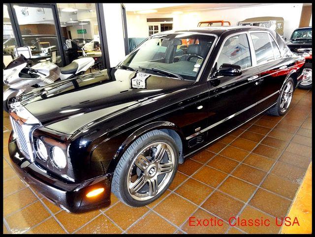 2009 Bentley Arnage  T Mulliner Msrp $284k San Diego, California 1