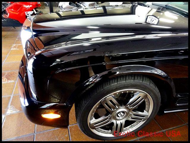 2009 Bentley Arnage  T Mulliner Msrp $284k San Diego, California 8