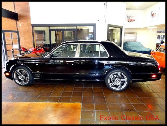 2009 Bentley Arnage  T Mulliner Msrp $284k San Diego, California 2