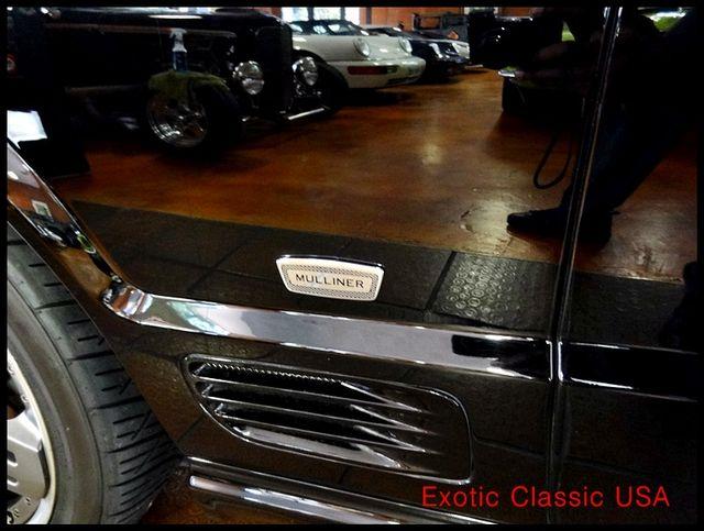 2009 Bentley Arnage  T Mulliner Msrp $284k San Diego, California 33
