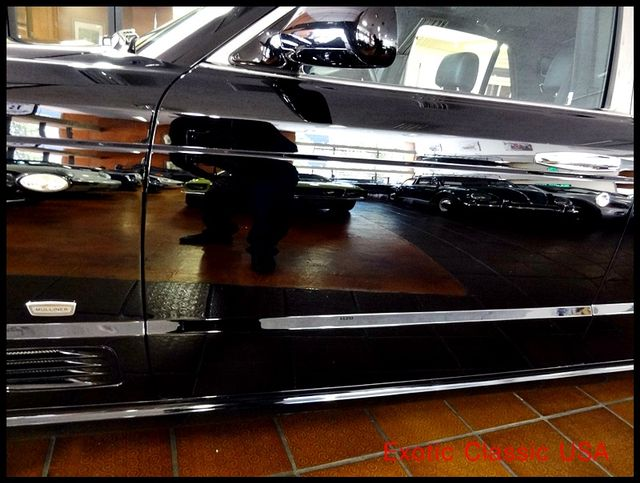 2009 Bentley Arnage  T Mulliner Msrp $284k San Diego, California 34