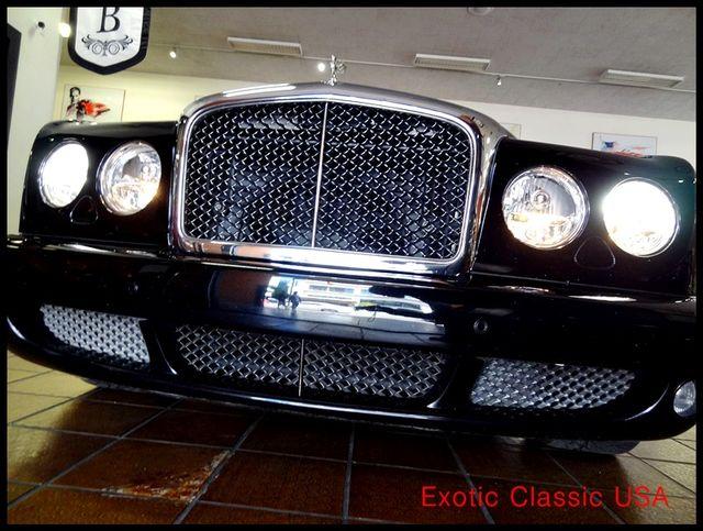 2009 Bentley Arnage  T Mulliner Msrp $284k San Diego, California 47