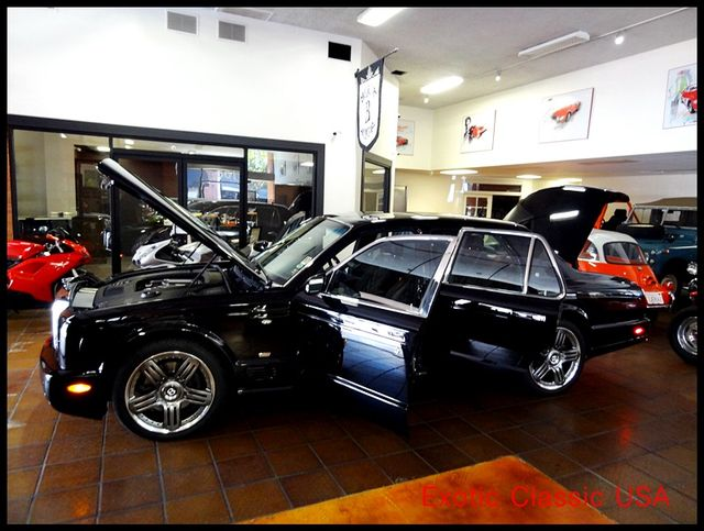 2009 Bentley Arnage  T Mulliner Msrp $284k San Diego, California 48
