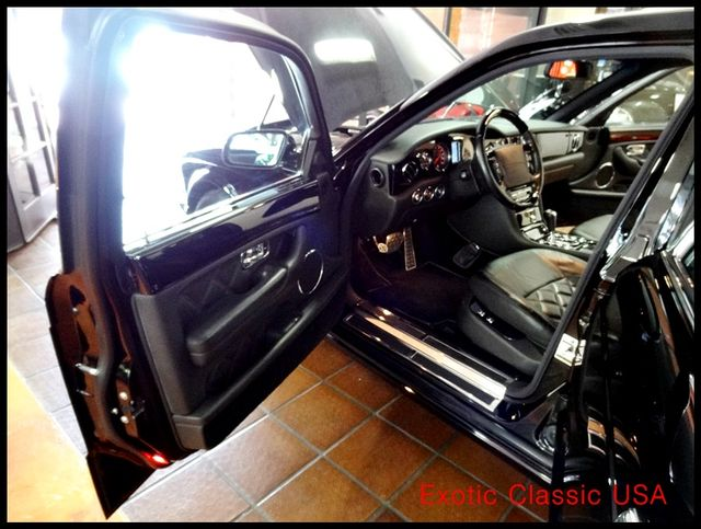 2009 Bentley Arnage  T Mulliner Msrp $284k San Diego, California 49