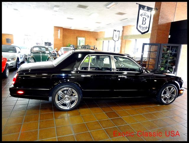 2009 Bentley Arnage  T Mulliner Msrp $284k San Diego, California 4